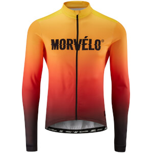 Morvelo Fire Thermoactive Long Sleeve Jersey