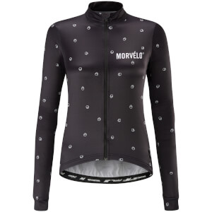 Morvelo Women's Cranium Thermoactive Long Sleeve Jersey