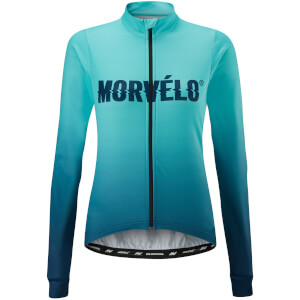 Morvelo Women's Aqua Thermoactive Long Sleeve Jersey