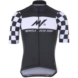 Morvelo Speedshop Standard Short Sleeve Jersey