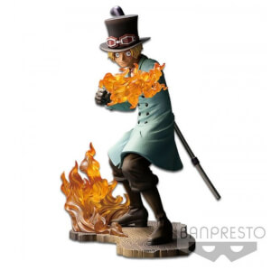 Statuetta One Piece Stampede - Il film, Posing Vol. 1 – Banpresto