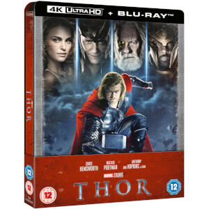 Thor - 4K Ultra HD (Includes 2D Blu-ray) Zavvi UK Exclusive Steelbook
