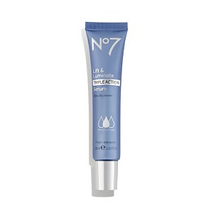 Boots No7 Lift & Luminate Triple Action Serum 1oz