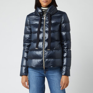 Herno Women's Padded Down Jacket - Blue