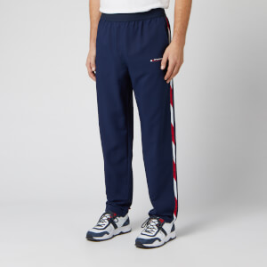 Tommy Sport Men's Woven Tape Pants - Sport Navy