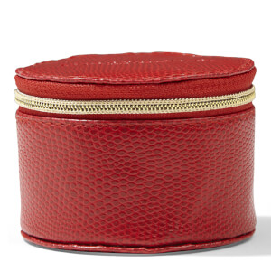 Omorovicza Red Jewellery Bag (Free Gift)