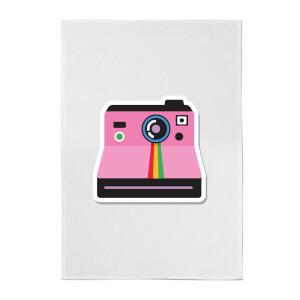 Polaroid Cotton Tea Towel