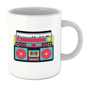 Colourful Boombox Mug