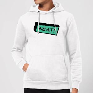 Neat! Hoodie - White
