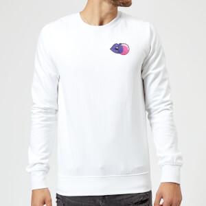 Small Bubblegum Sweatshirt - White