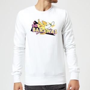 Go Bananas Sweatshirt - White