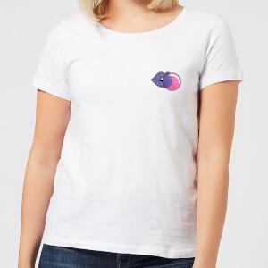 Small Bubblegum Women's T-Shirt - White