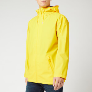 RAINS Men's Breaker - Yellow
