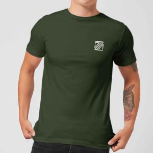 Dazza Pocket Men's T-Shirt - Forest Green