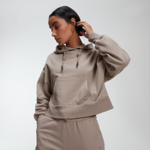 MP Women's Rest Day Hoodie - Praline