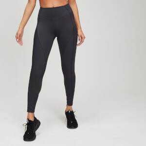 MP Textured Training Női Leggings - Palaszürke