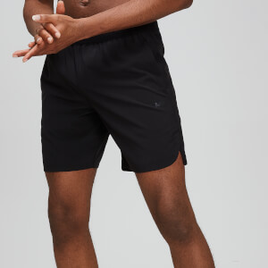 "Training 7"" Shorts - Schwarz"