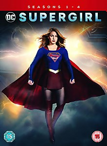 Supergirl - Season 1-4