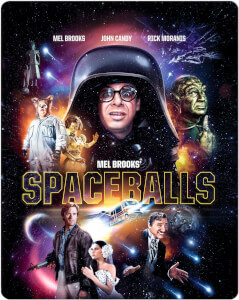 Spaceballs - Zavvi Exclusive Steelbook