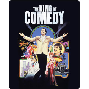 King of Comedy - Zavvi UK Exclusive Steelbook