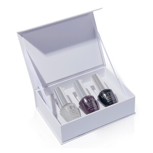 OPI Scotland Limited Edition Infinite Shine 3 Step Nail Polish Trio Gift Set