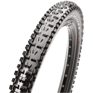 Maxxis High Roller II+ Folding TR EXO Tire