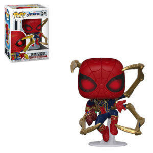 Marvel Avengers: Endgame Iron Spider with Nano Gauntlet Funko Pop! Vinyl