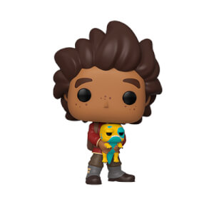 Figurine Pop! Ezran - The Dragon Prince