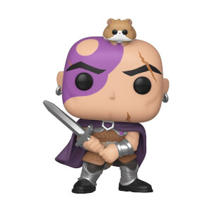 Dungeons and Dragons - Minsc & Boo Figura Pop! Vinyl