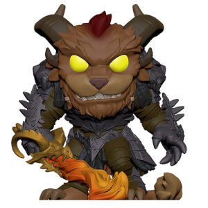 Guild Wars 2 Rytlock Pop! Vinyl Figure