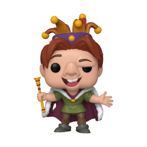 Disney The Hunchback of Notre Dame Quasimodo (Fool Outfit) Pop! Vinyl Figure