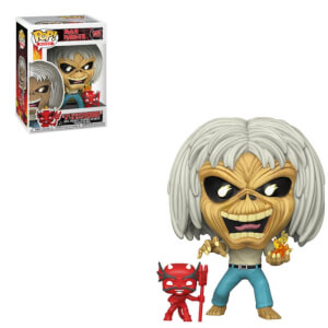 Pop! Rocks Iron Maiden Eddie Number of the Beast Version Pop! Vinyl Figure