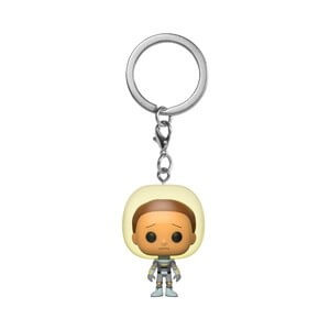 Rick And Morty Space Morty Pocket Pop! Keychain
