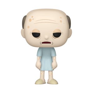 Figura Funko Pop! - Morty Hospicio - Rick Y Morty