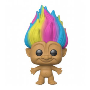 Figurine Pop! Rainbow Troll - Trolls