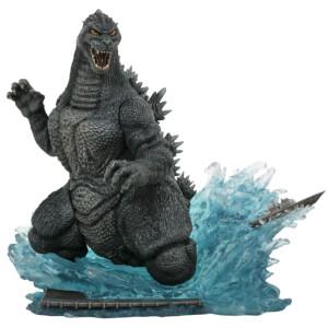 Figurine Godzilla Deluxe, Godzilla1991, Gallery PVC– Diamond Select