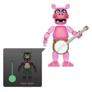 Five Nights at Freddy's Pizza Simulator Pig Patch Action Figure