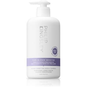 Philip Kingsley Pure Blonde Booster Shampoo 500ml (Worth $65)