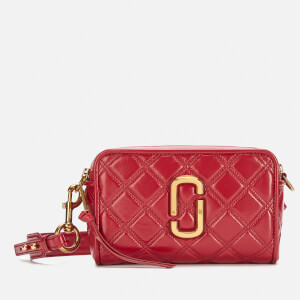 Marc Jacobs Women's The Softshot 21 Bag - Berry