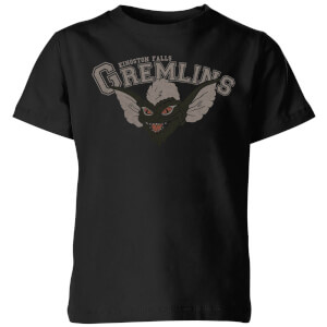 Gremlins Kingston Falls Sport Kids' T-Shirt - Black