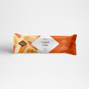 Meal Replacement Box of 7 Carrot Cake Bars
