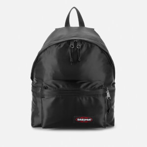Eastpak Men's Authentic Satinfaction Padded Pak'r Backpack - Satin Black