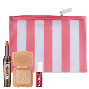 benefit Lips and Cheek Travel Size Trio (Free Gift)