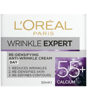 L'Oréal Paris Wrinkle Expert Re-Densifying Anti-Wrinkle Day Cream 55+ 50ml