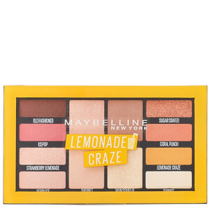 Maybelline Lemonade Craze Eyeshadow Palette (Free Gift)