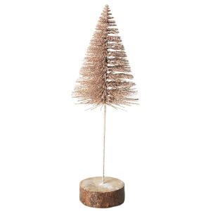 Broste Copenhagen Decorative Tree - Small - Champagne