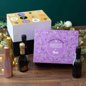 12 Days of Christmas Gift Box - Prosecco
