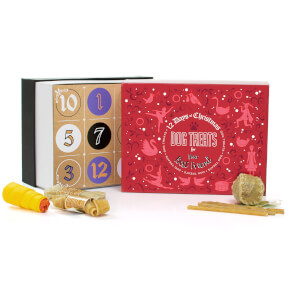 12 Days of Christmas Gift Box - Dog Treats