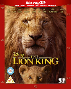 Le Roi Lion (Live) - 3D (Blu-Ray Inclus)