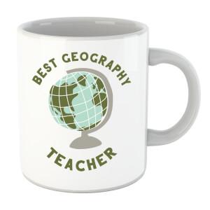 Best Geography Teacher Mug